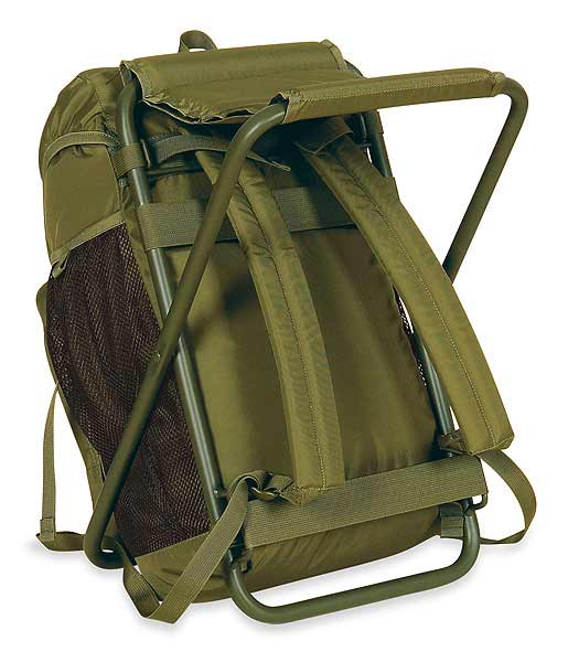 Рыбацкий рюкзак-стул Tatonka Fisherstuhl.
