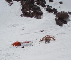 Экспедиционная палатка с повышенной ветроустойчивостью. Alexika Mirage 4 Фотография 5