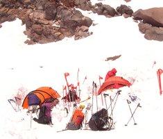 Экспедиционная палатка с повышенной ветроустойчивостью. Alexika Mirage 4 Фотография 7