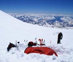 Экспедиционная палатка с повышенной ветроустойчивостью. Alexika Mirage 4 Фотография 3