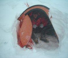 Экспедиционная палатка с повышенной ветроустойчивостью. Alexika Mirage 4 Фотография 4